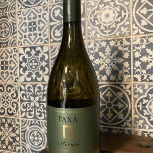 Paxá Arinto Weißwein Flasche